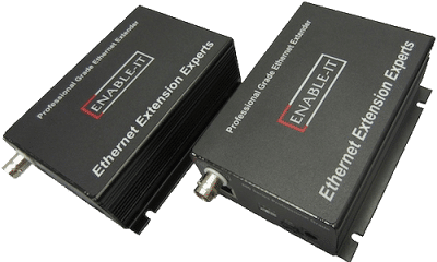 Coax Ethernet Extender by Enable-IT